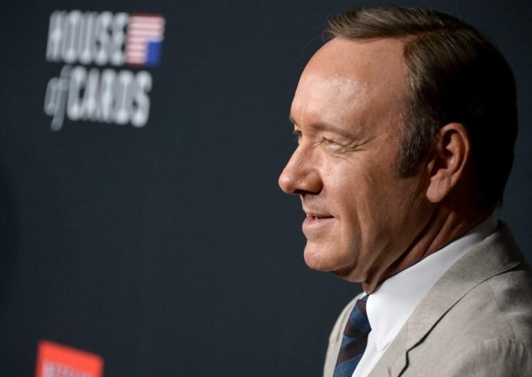 Plainte contre Kevin Spacey à Los Angeles: les faits sont prescrits