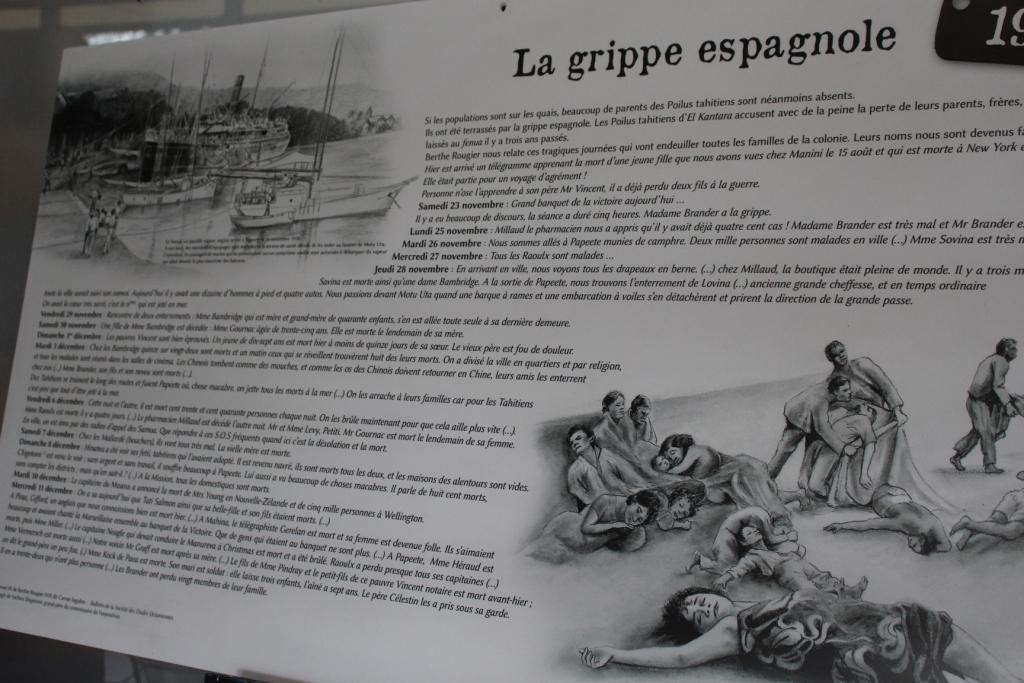 Centenaire 1914-1918 : Mémoires de Tahitiens