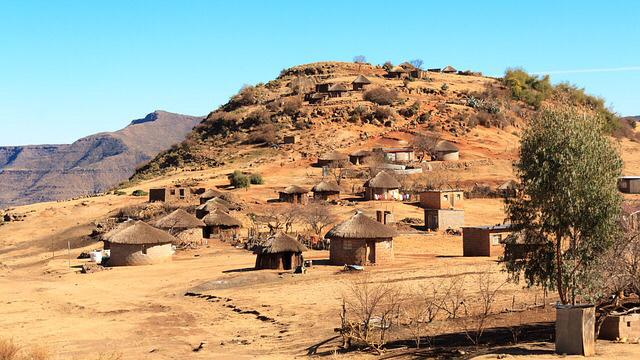 Le petit royaume du Lesotho, inattendu banc d'essai de la 5G