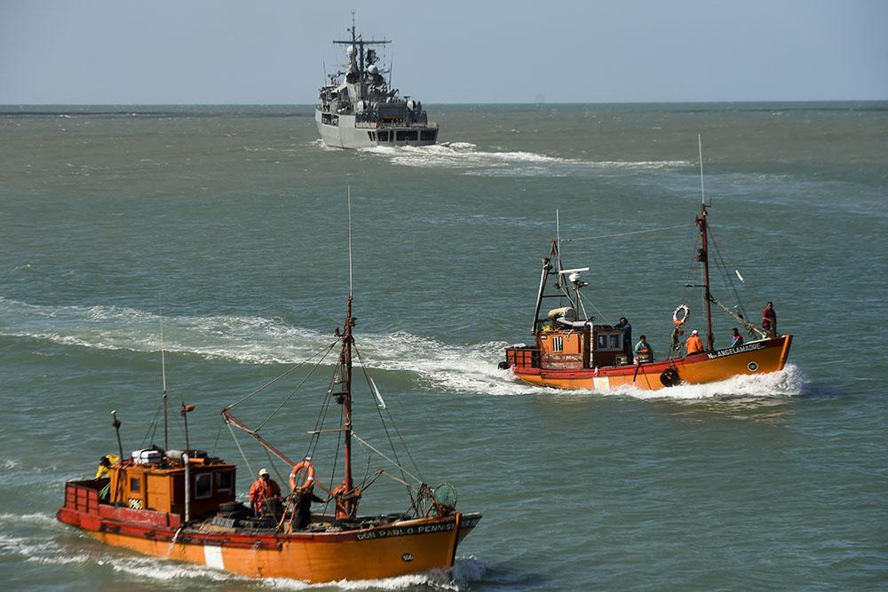 La recherche du sous-marin argentin disparu va reprendre