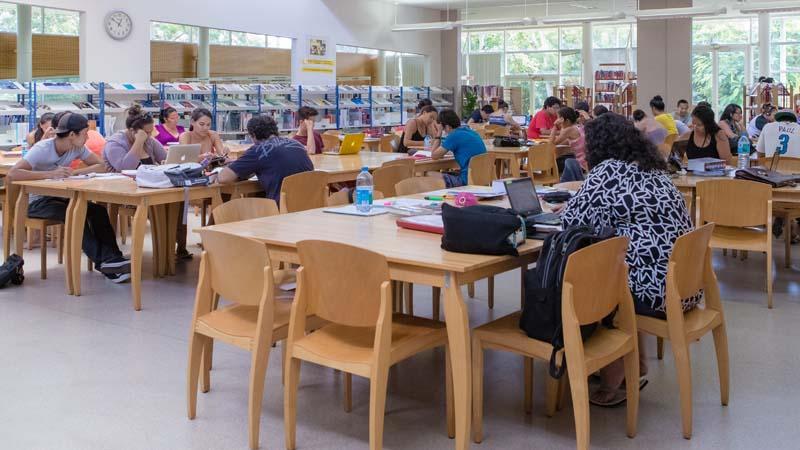 Les bibliothèques universitaires ont rouvert avec de nouveaux services