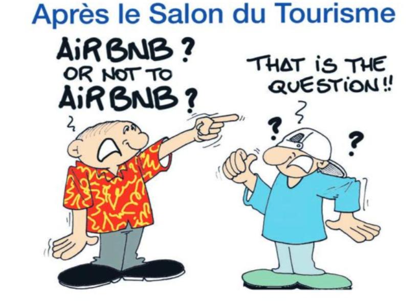""" Airbnb or not Airbnb "" par Munoz"
