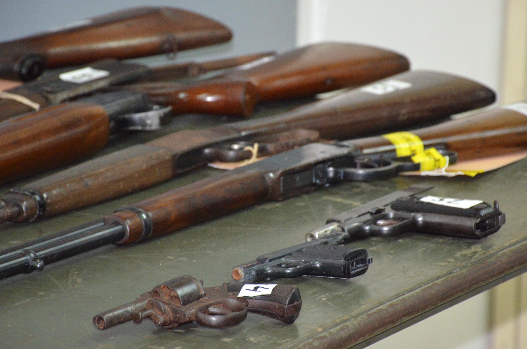 La nouvelle réglementation sur les armes est entrée en vigueur