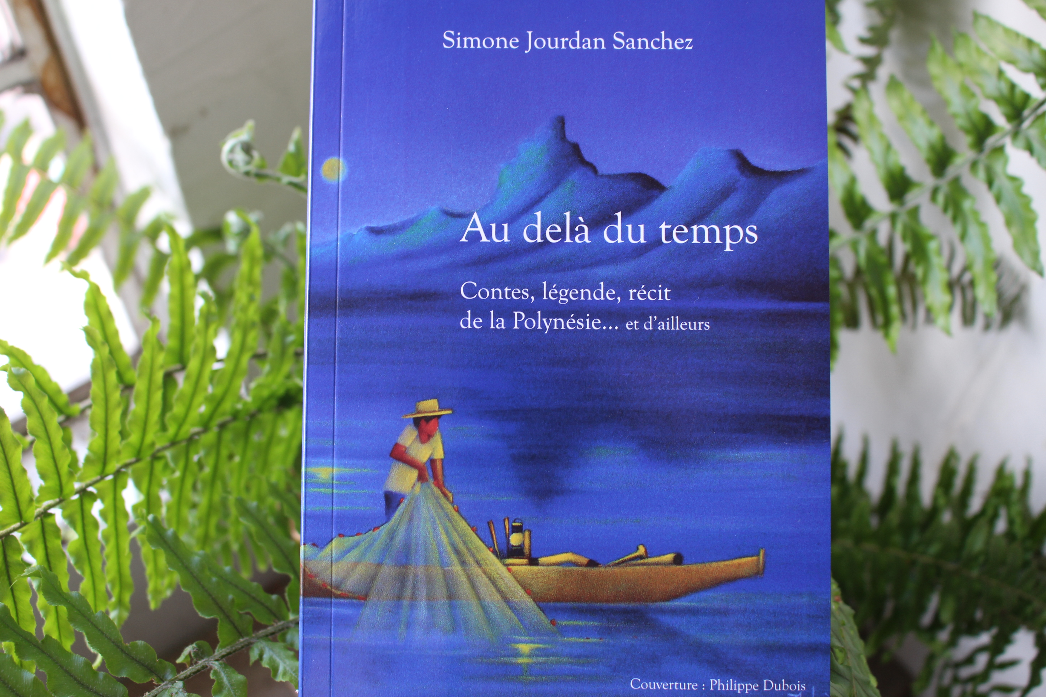 Au-delà du temps, un recueil de petits textes pour les grands enfants