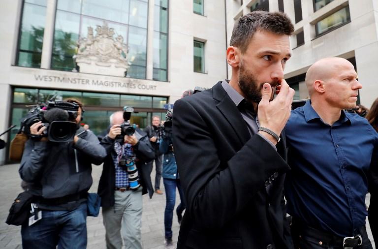 Foot: Hugo Lloris condamné à 20 mois de suspension de permis et une forte amende
