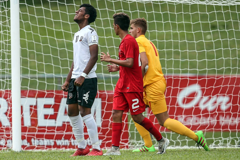 Football - Championnat OFC U-16 : Les Tama Ura en demi-finale