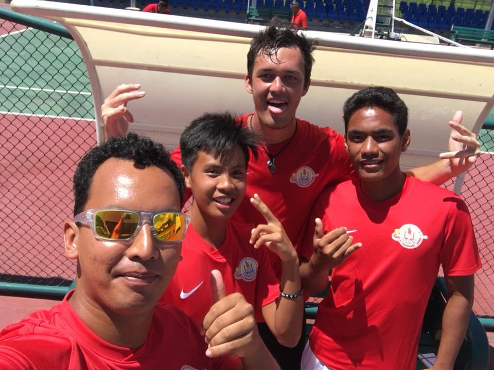 Bilan positif pour la sélection de Tahiti