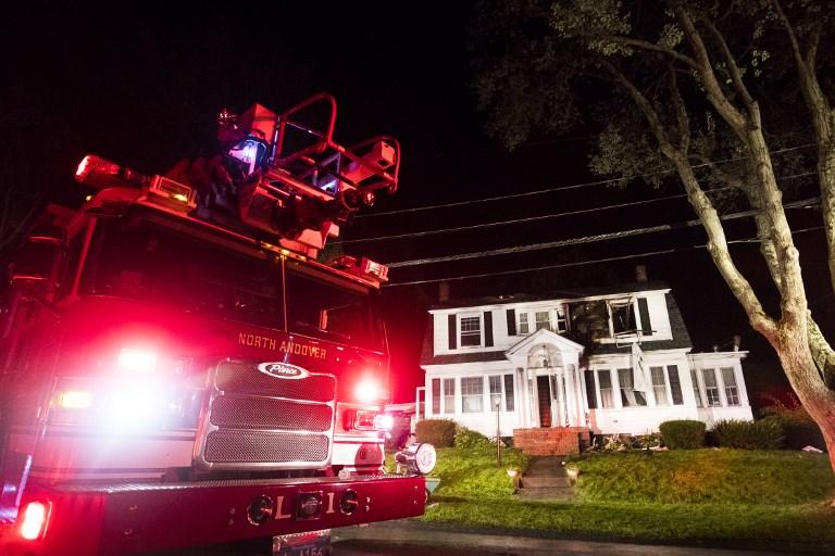 USA: série d'explosions au gaz dans des dizaines de maisons près de Boston