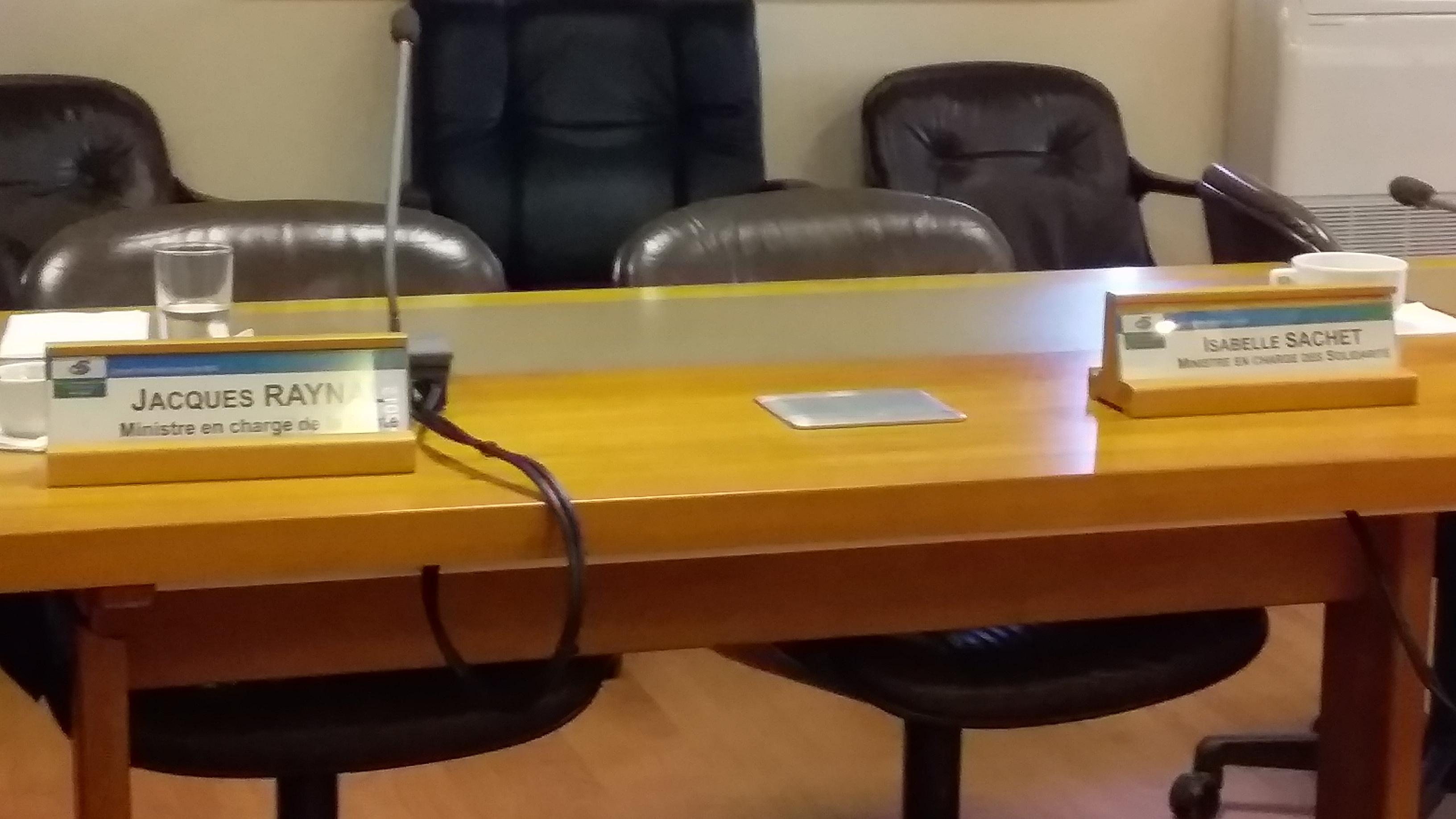 Les ministres de la Santé et des Solidarités ne sont pas allés à la rencontre des membres du CA de la CPS pour leur expliquer les modifications prévus au système de retraites polynésien