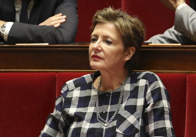 La députée Frédérique Dumas quitte LREM pour l'UDI