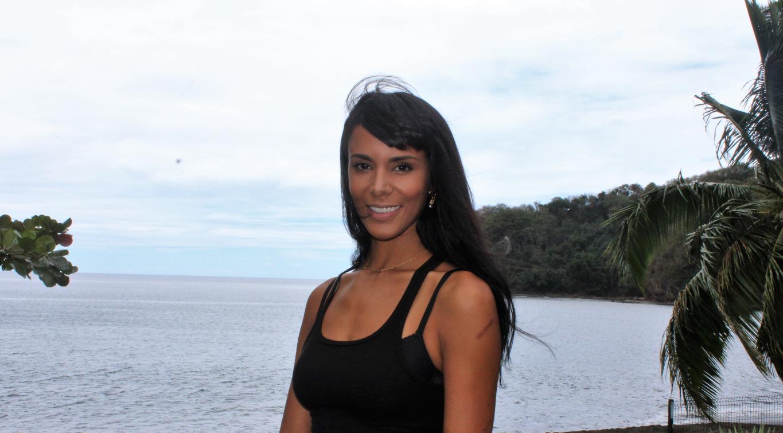 """""""Pour ma première fois à Tahiti, je vais me faire tatouer avant de partir"""", a révélé la chanteuse."""