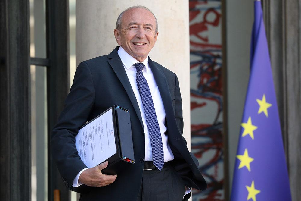 Collomb programme son départ du gouvernement pour faire campagne à Lyon en 2020