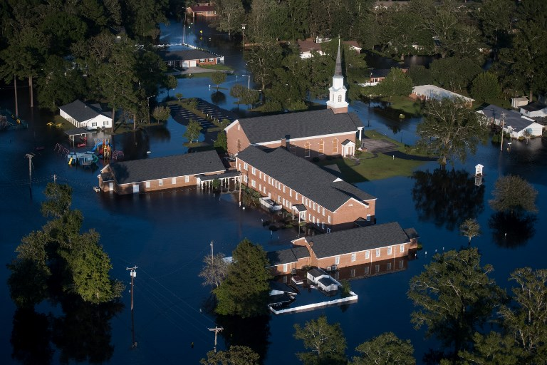 Au moins 31 morts après des inondations monstres dans le sud-est des Etats-Unis