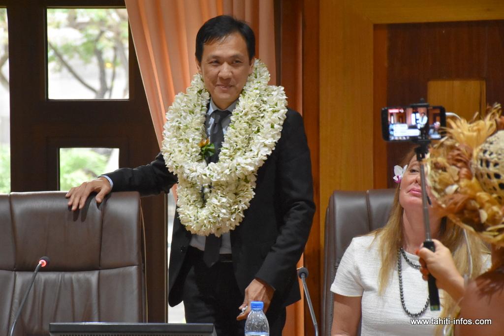 Kelly Asin élu 28e président Conseil économique social et culturel