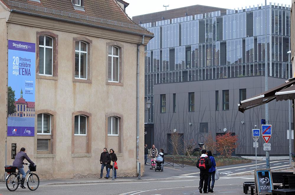 Etudiante disparue à Strasbourg: le suspect mis en examen pour assassinat