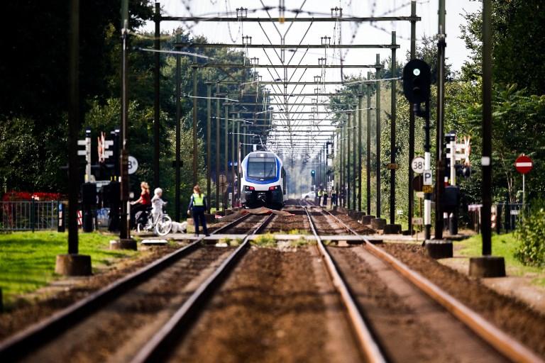 """""""Cauchemar"""" aux Pays-Bas: quatre enfants tués dans une collision avec un train"""
