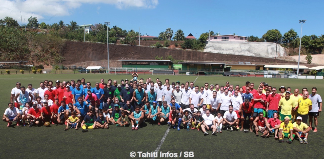 Chaque équipe représentait un restaurant de Tahiti
