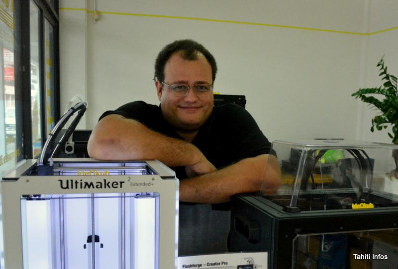 L'impression 3D pour lutter contre le handicap