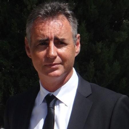 Eric Corlier, directeur de Carrefour Punaauia