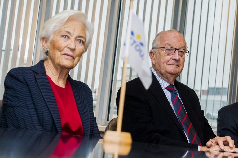 Belgique: la reine Paola a eu un accident vasculaire cérébral à Venise