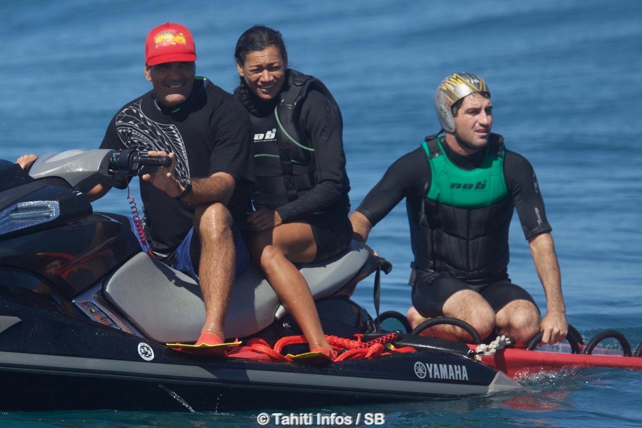 Surf de Gros - Adam D'Esposito est décédé