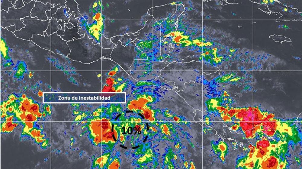 Mexique : l'ouragan Rose se forme dans le Pacifique