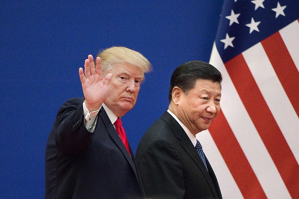 "Chine-USA: ""l'amitié"" Trump-Xi a du plomb dans l'aile"