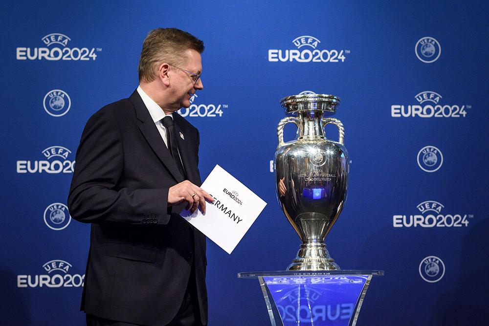 Euro-2024: l'UEFA choisit l'Allemagne et la sécurité