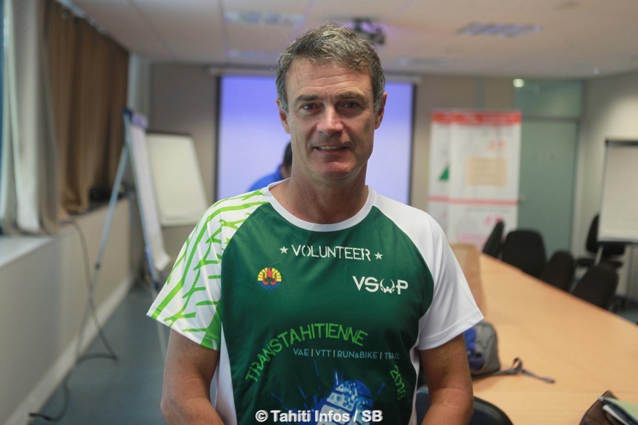 Jean Michel Monot, membre fondateur du VSOP