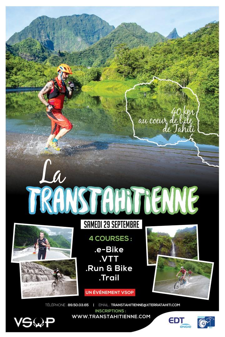 Run & Bike - Transtahitienne : Retour aux sources pour le VSOP