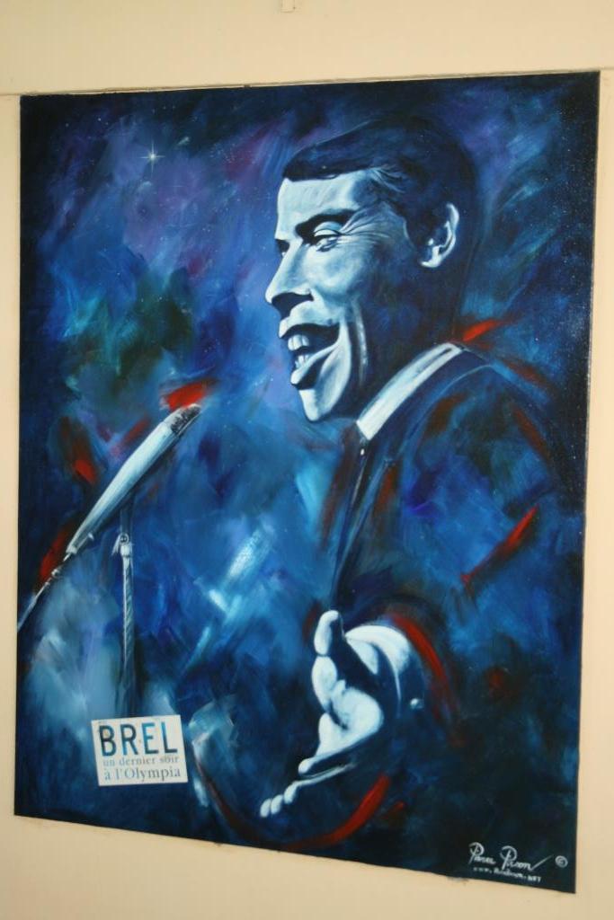 Jacques Brel aurait eu presque 90 ans