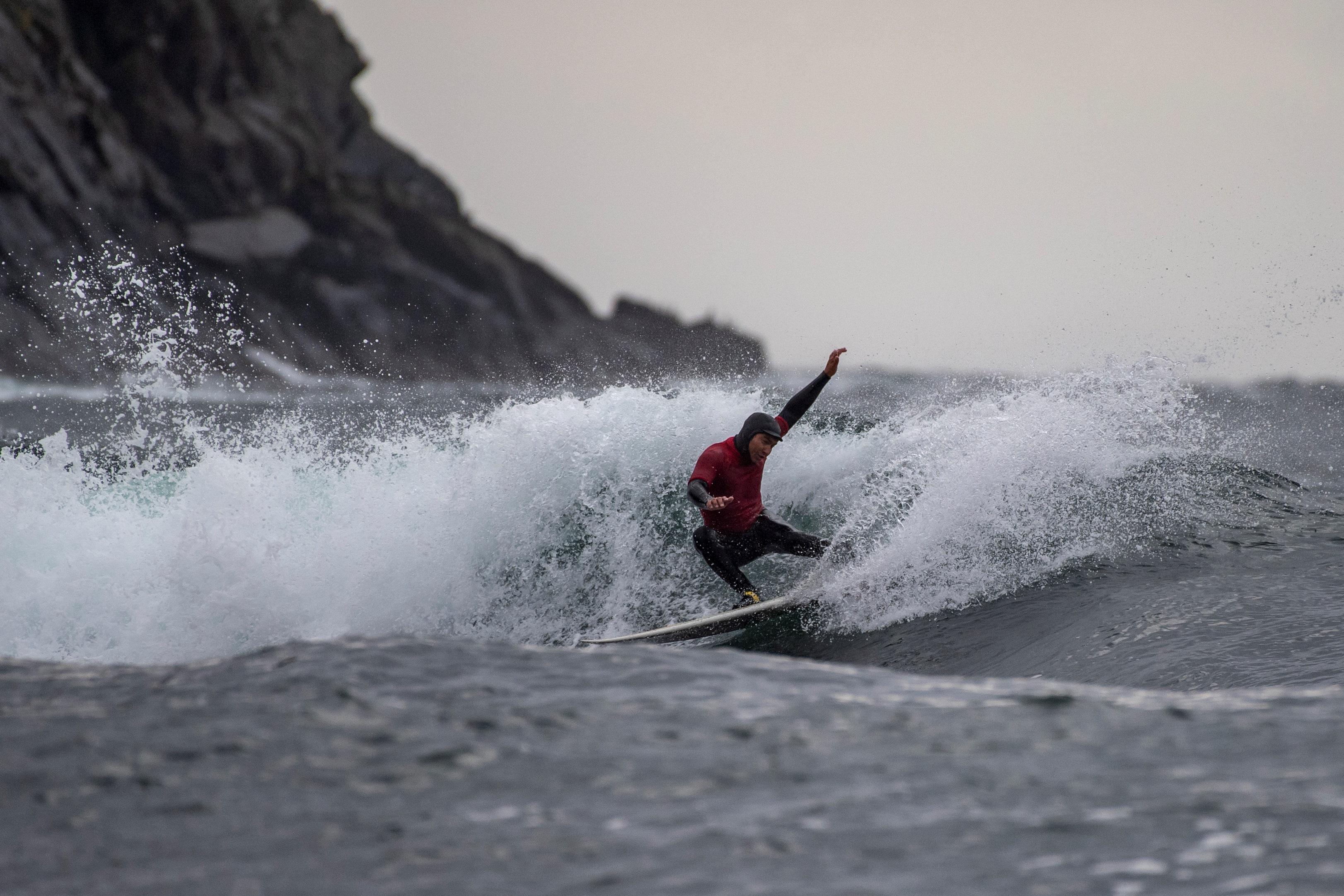 Lofoten Masters - Attraction polaire pour surfeurs fous