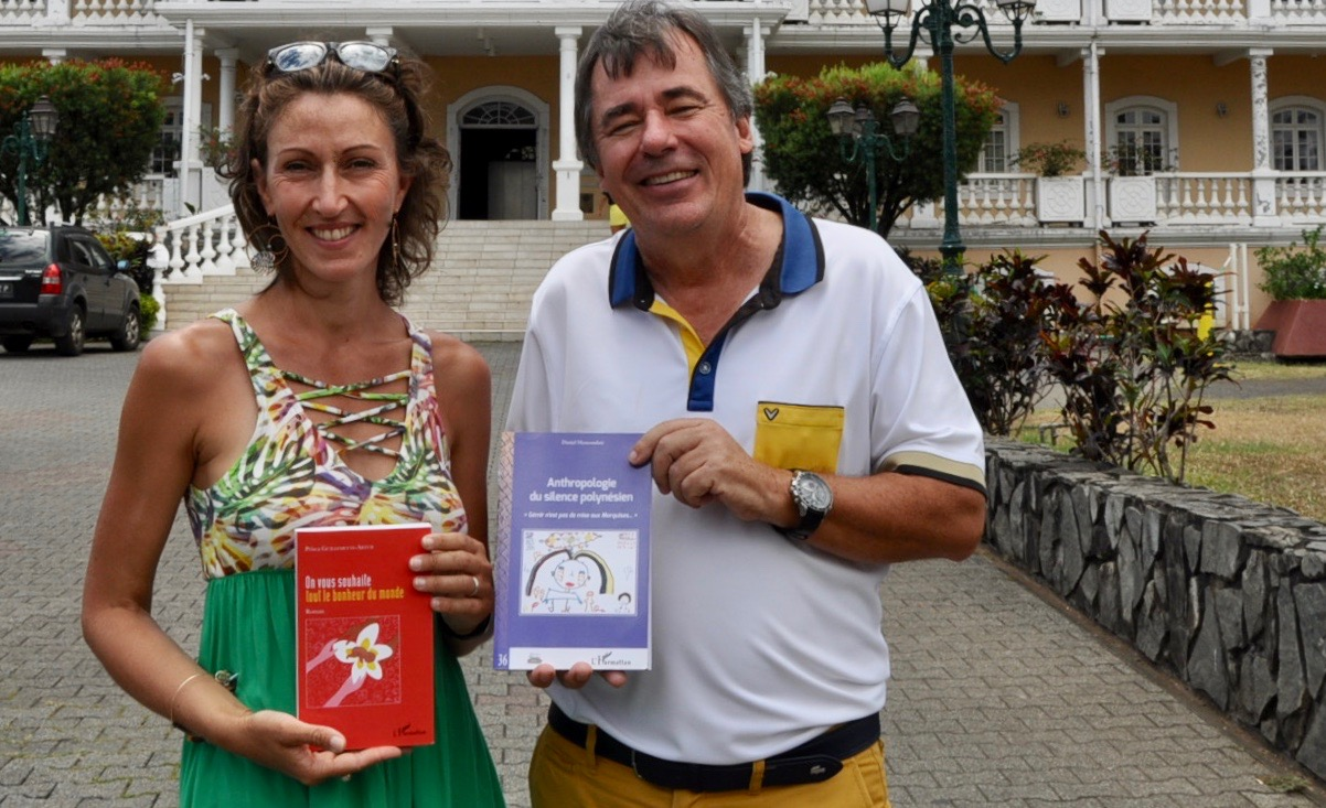 Prisca Guillemette-Artur et Daniel Monconduit seront en dédicace ce samedi 6 octobre à Odyssey de 9 à 12 heures.