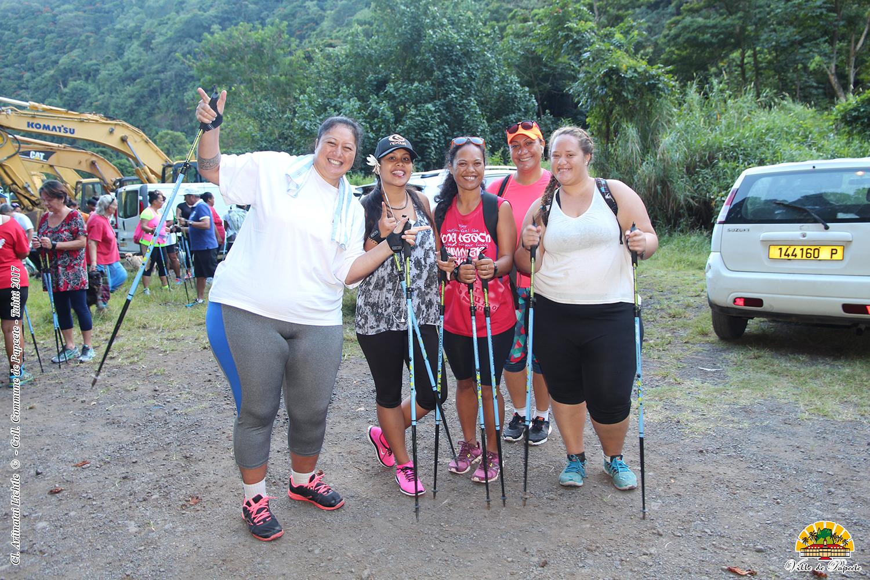Une nouvelle saison de 'Ea Ways i Papeete, le programme sport-santé de la commune