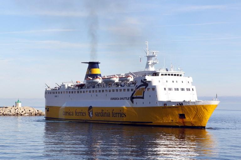 Incendie éteint à bord d'un ferry dans la Baltique