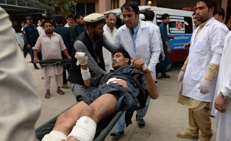 Afghanistan: au moins 13 morts dans un attentat lors d'une réunion électorale
