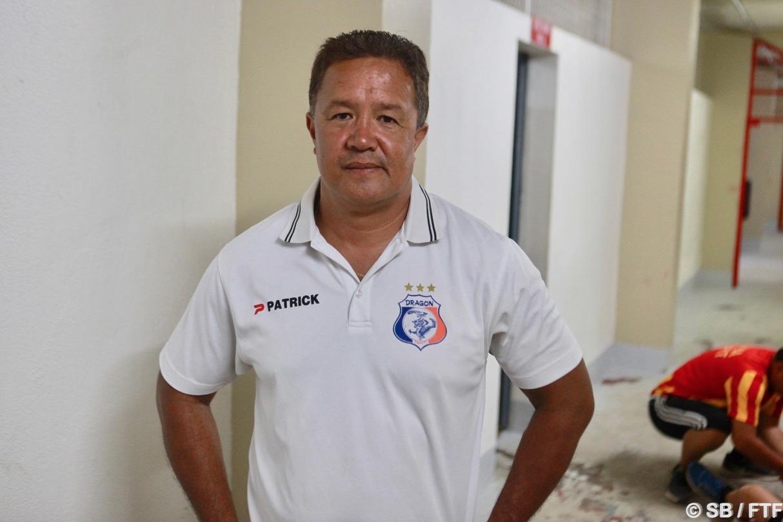 Timiona Asen, coach de Dragon