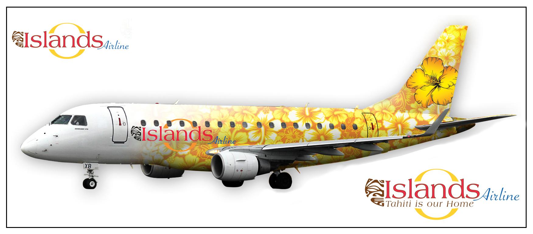 Un nouvel espoir pour la compagnie Islands Airline
