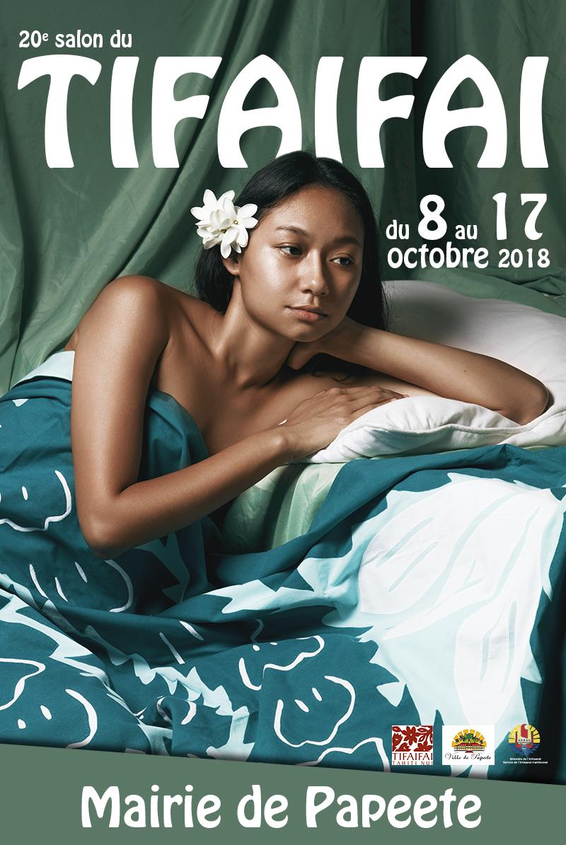 Le 20e salon du tifaifai ouvre lundi à Papeete