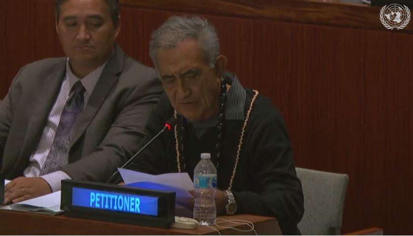 Nucléaire : Temaru annonce le dépôt d'une plainte pour crime contre l'humanité