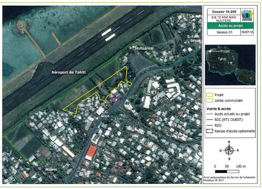 Faa'a : 27 logements provisoires à partir de conteneurs
