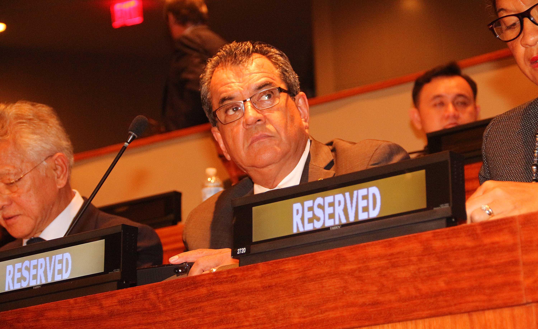 Règlement de comptes devant la 4e commission de l'ONU