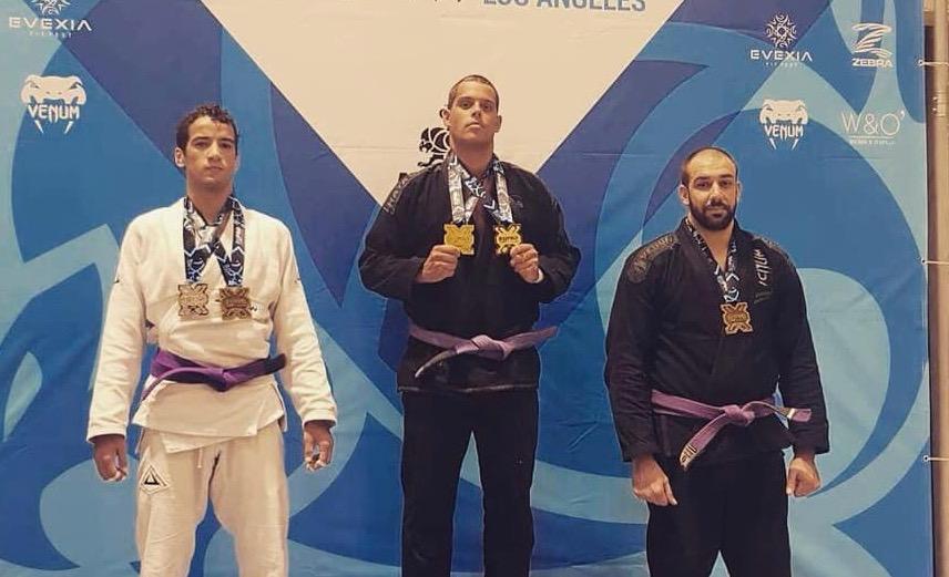 Double médaille d'or pour Anapa à Los Angeles