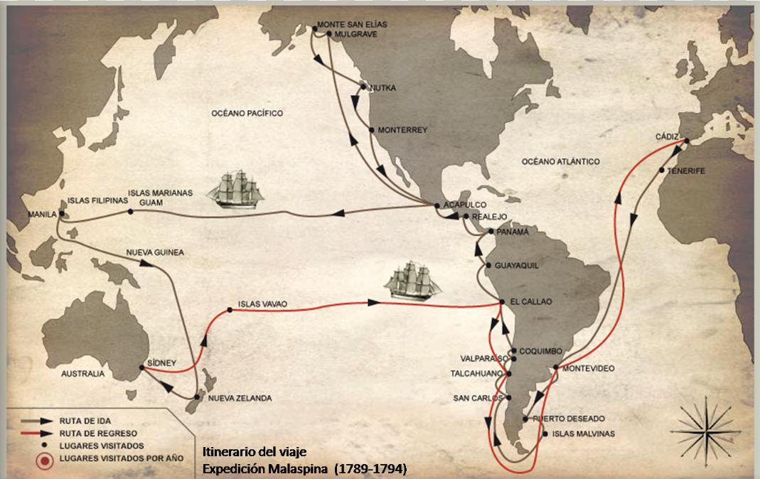 Quatre années de navigation pour un périple hors du commun, mais quelque peu tombé dans l'oubli aujourd'hui.