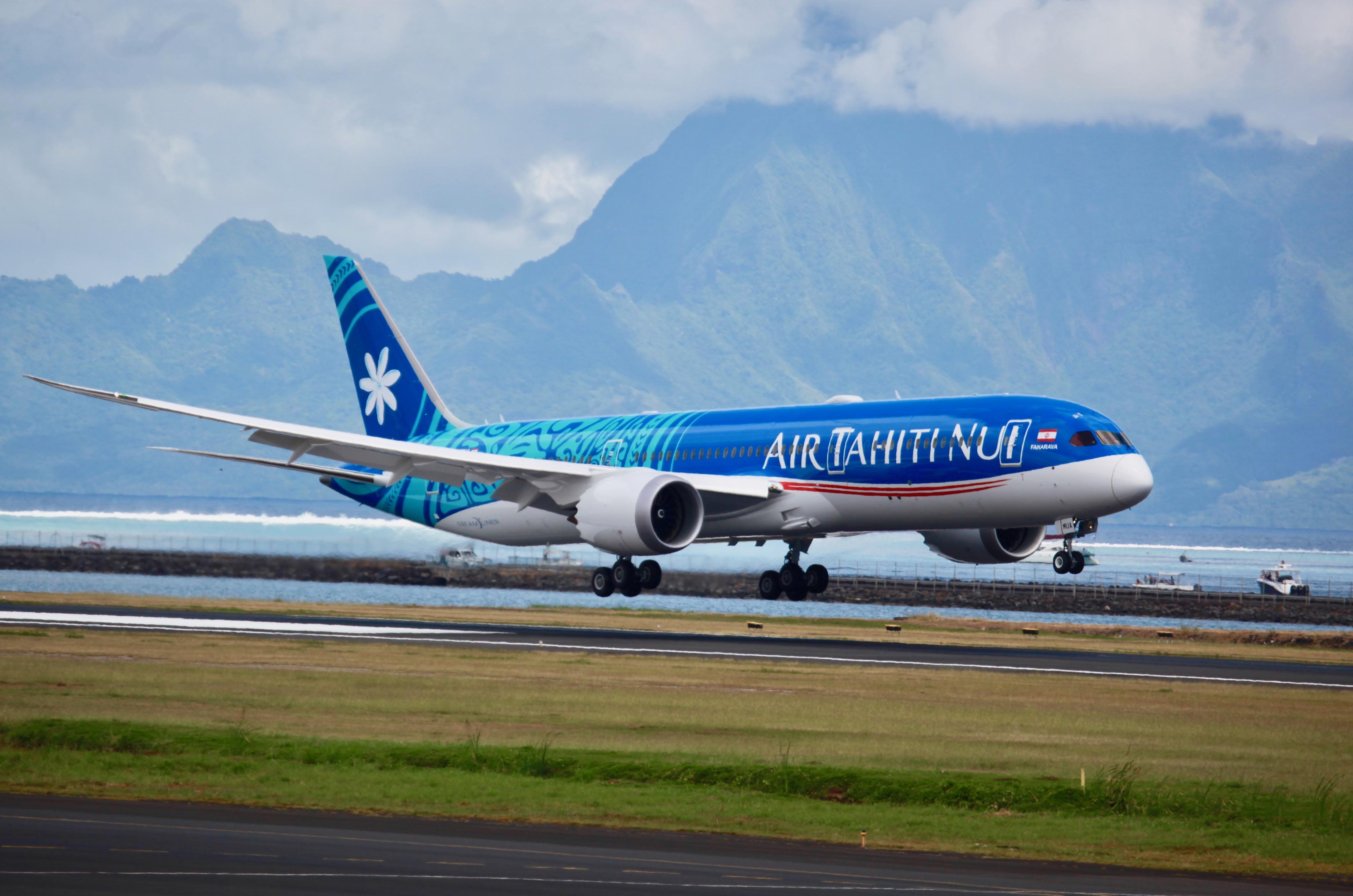 Arrivée du «Tahitian Dreamliner»: «un «nouvel ambassadeur» pour ATN