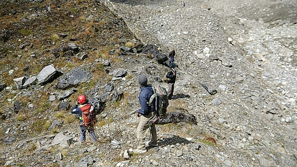 Népal: les corps des neuf alpinistes morts récupérés