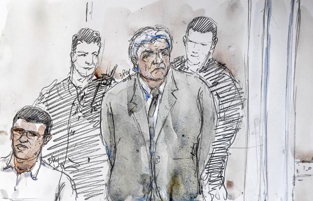 Procès Pastor: perpétuité pour Janowski reconnu coupable de tous les faits