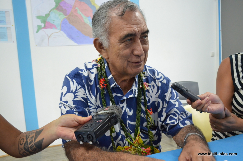 Oscar Temaru pourrait échapper à l'inéligibilité