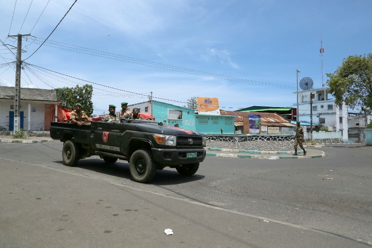 Le gouvernement comorien propose l'impunité aux rebelles d'Anjouan contre leurs armes