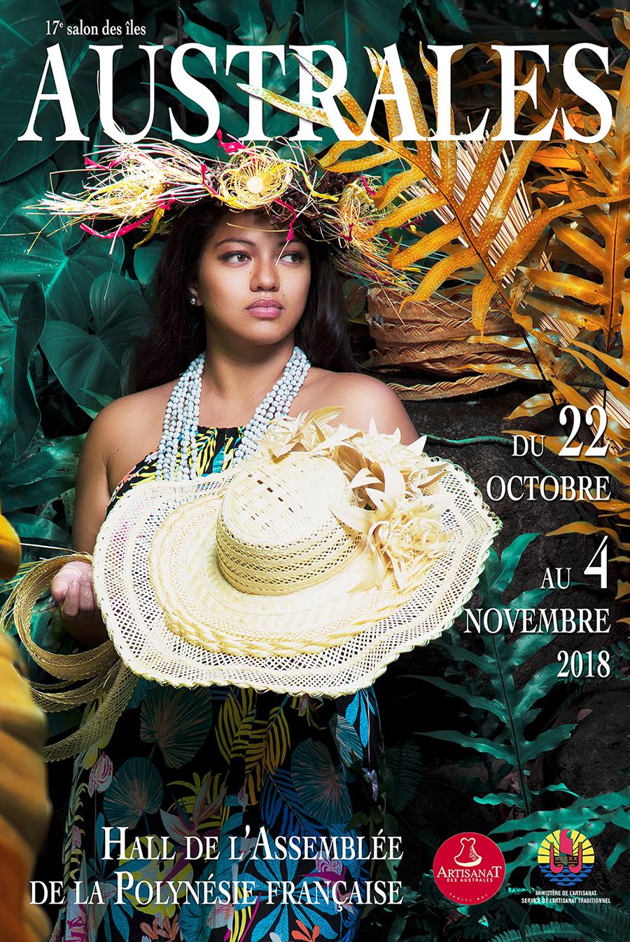 Assemblée: Le 'aeho ou kaka'e en vedette au salon des Australes